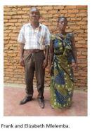 Frank and Elizabeth Mlemba